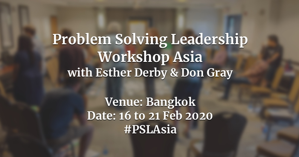 PSL Asia Workshop